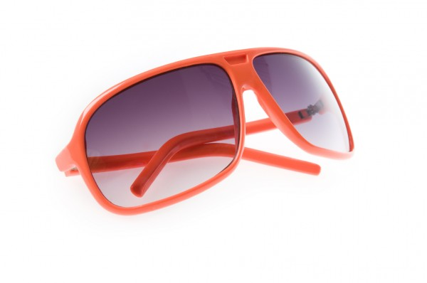 "Sonnenbrille ""Red"""