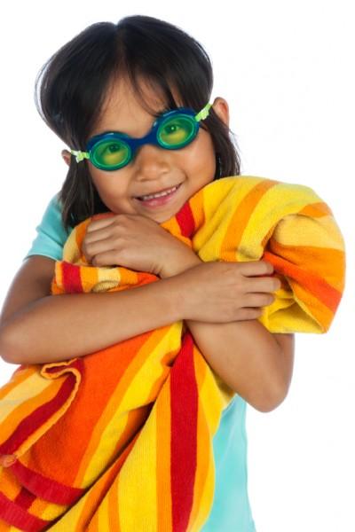 Strandtuch Stripes für Kinder