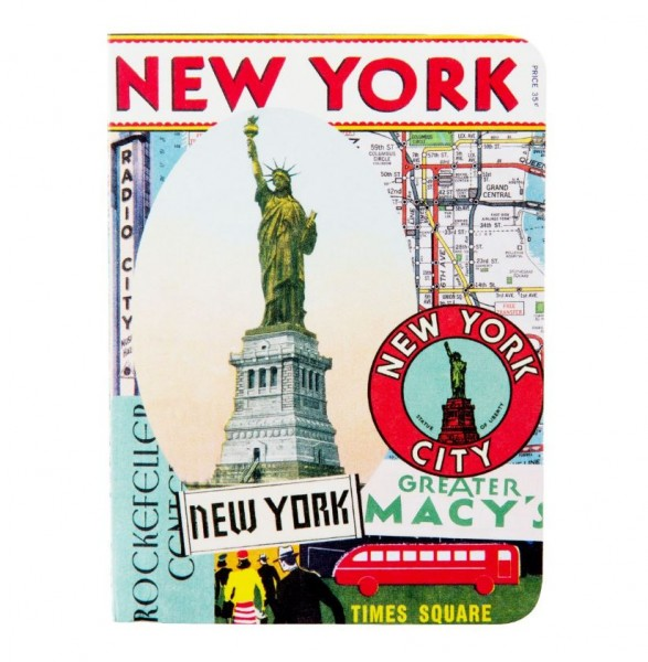 Notizbuch New York