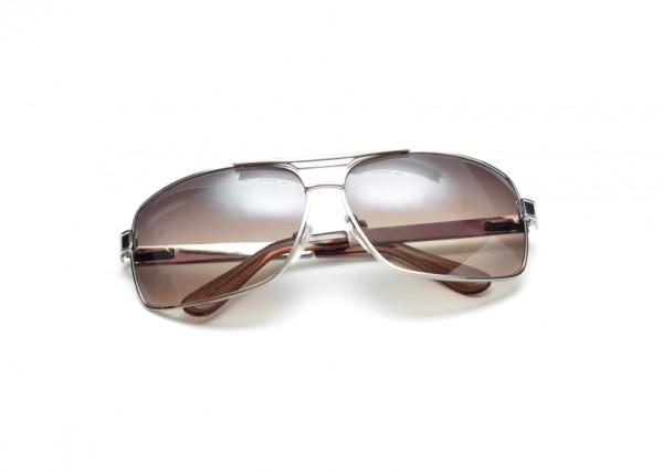 Pilotenbrille Silver Sky
