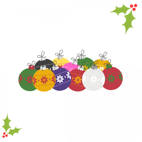 Christmas Bulb Bundle